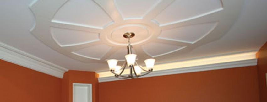 Plafon Gypsum Pada Rumah dan Cara Memilihnya