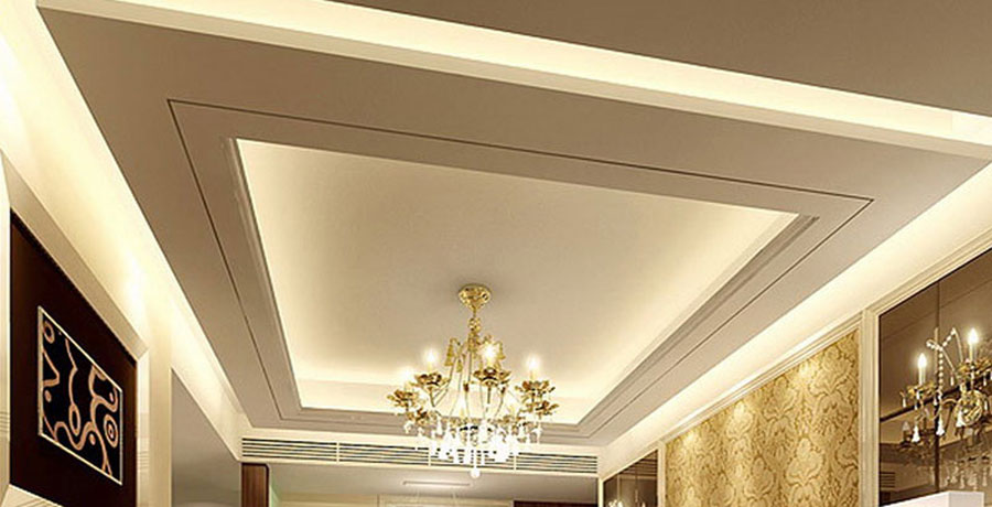 Fungsi Plafon Gypsum dan Manfaat Pada Rumah Modern